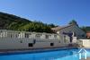 Vrijstaande gelijkvloerse villa met gastenverblijf en zicht Ref # 2343