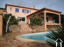 Ruime Provençaalse villa met zwembad en prachtige vergezicht